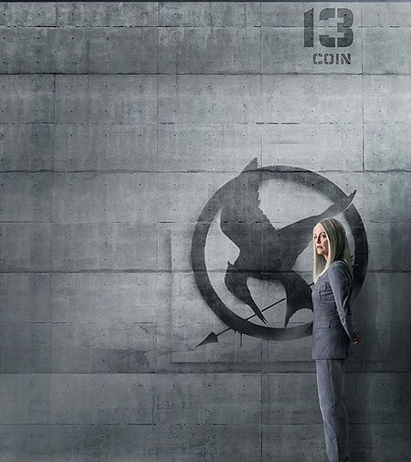 'Hunger Games: Mockingjay: Part 1' District 13 Character Posters Released