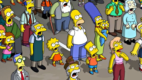 First Day of 'The Simpsons' Marathon Breaks Ratings Records for FXX