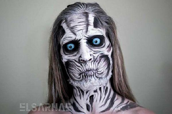 15 Creative Halloween Makeup Tutorials