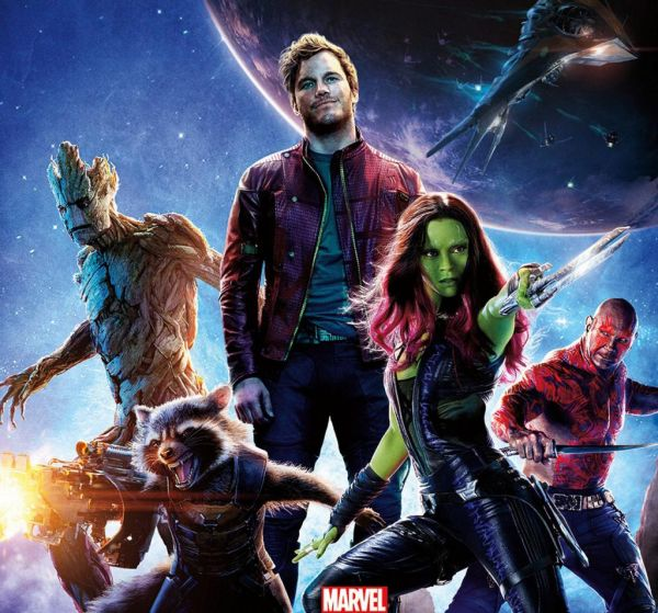 Guardians of the Galaxy Officially Titled 'Vol.2'