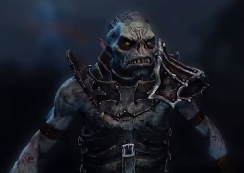 The Orcs Of Shadow of Mordor