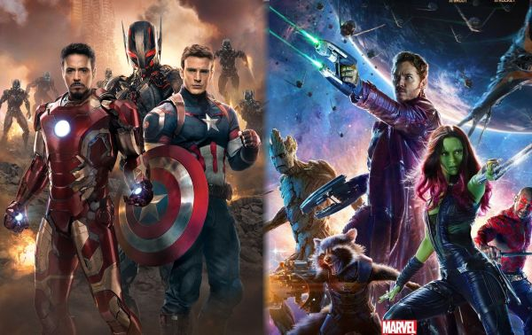 'Avengers: Age of Ultron' Preview To Be Released in 'Guardians of the Galaxy' Blu-Ray