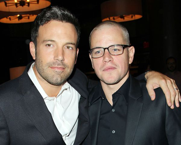 FOX Nabs Ben Affleck and Matt Damon's Supernatural Comedy