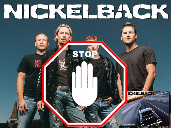 Kickstarter Campaign Launched to Prevent Nickelback From Performing in London