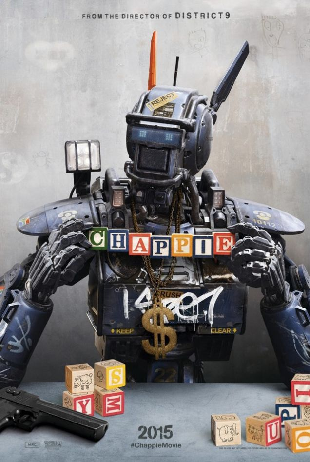 First Trailer For Chappie