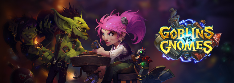 HearthStone Expansion Website Live With New Cards Revealed