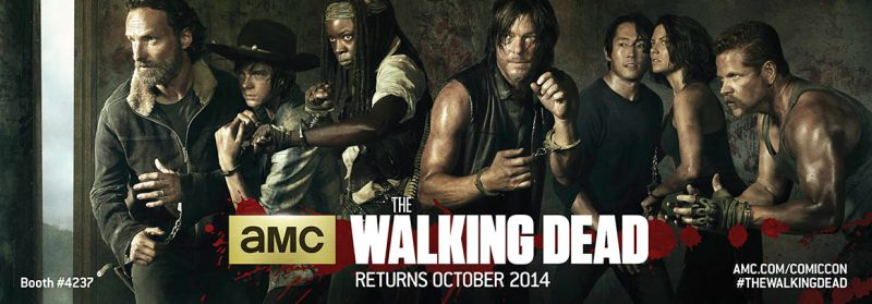 """Heartbreaking"" Midseason Finale Expected for 'The Walking Dead' Season 5"