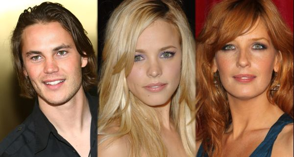 Taylor Kitsch, Rachel McAdams and Kelly Reilly Join 'True Detective' Season 2