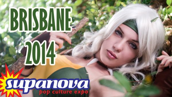 Supanova Brisbane 2014 Cosplay Highlights