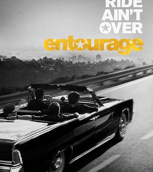 Vincent and the Boys are Back in 'Entourage' Movie Teaser Trailer