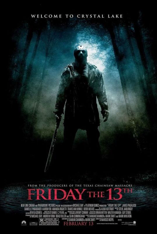 'Friday the 13th' 2009 Reboot