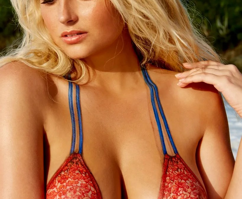 Here's The Complete Genevieve Morton 2015 Body Paint Swimsuit Gallery