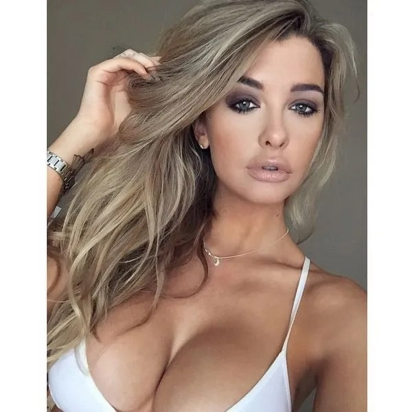 Emily Sears image courtesy of Instagram