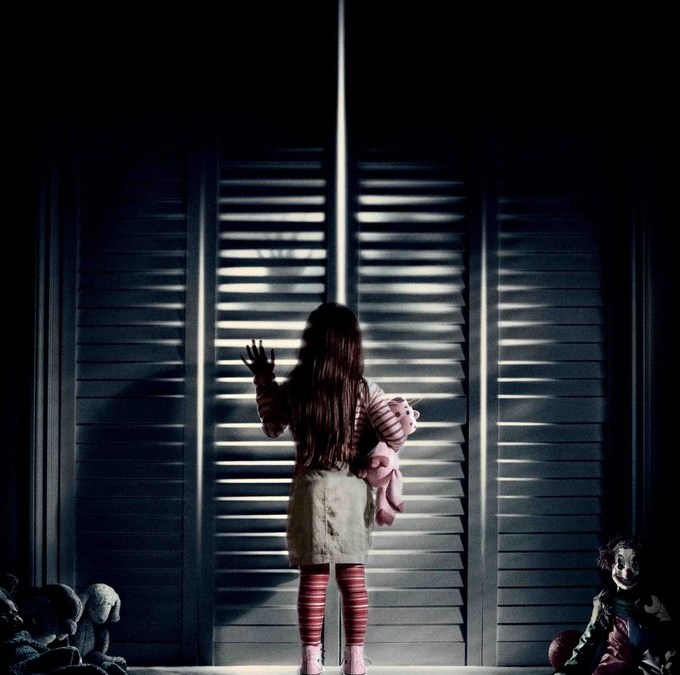 Creepy and Crazy Poltergeist Reboot Trailer Released