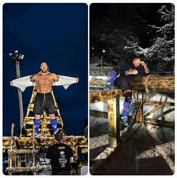 The Mountain From 'Game Of Thrones' Crushed A 1,000-Year-Old Weightlifting Record