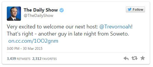 Daily-show-tweet