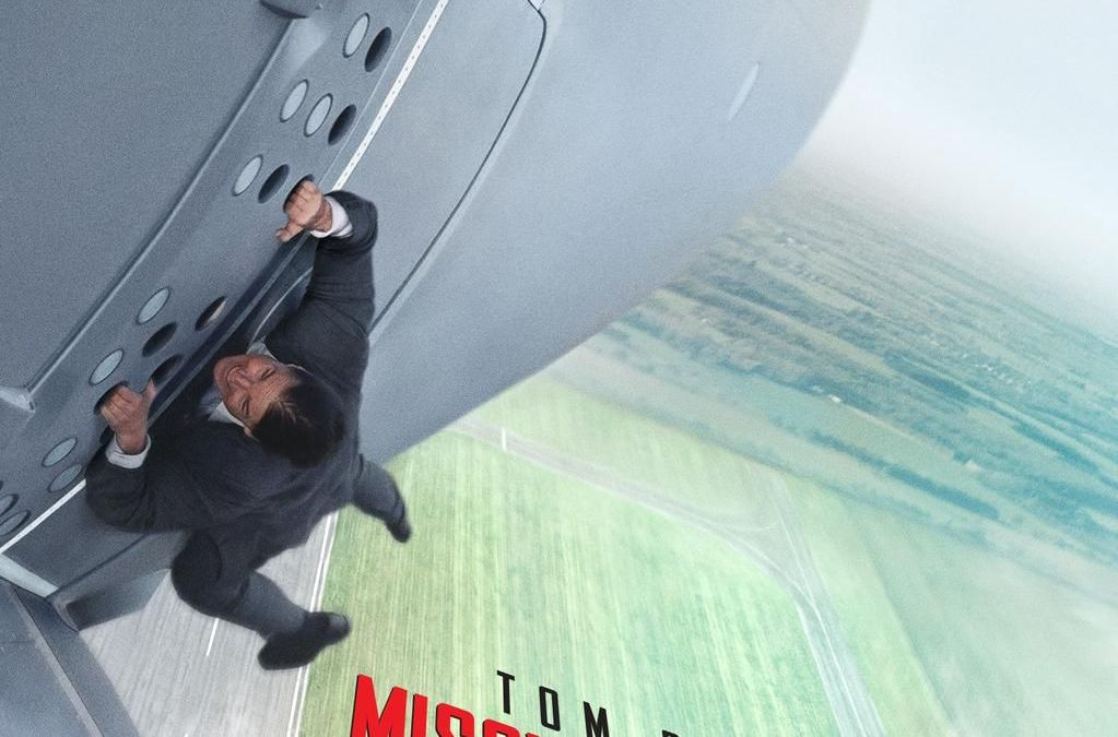 Teaser Trailer Released for 'Mission: Impossible 5' Officially Titled 'Rogue Nation'