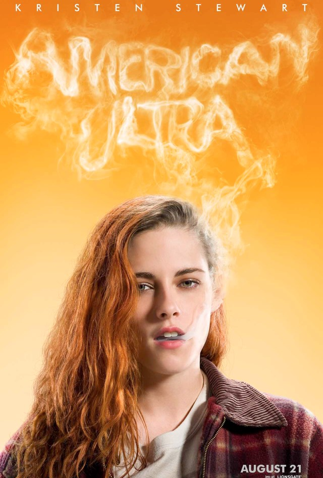 Crazy Red Band Trailer for Stoner Action Movie American Ultra