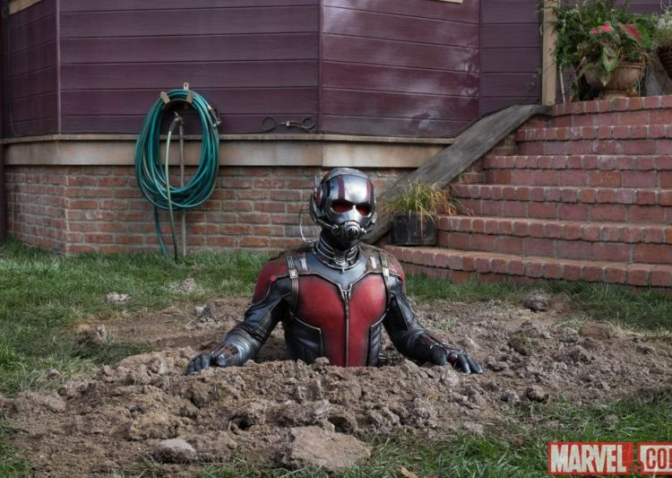 MArvel Releases 10 Official New Ant-Man Movie Images 1
