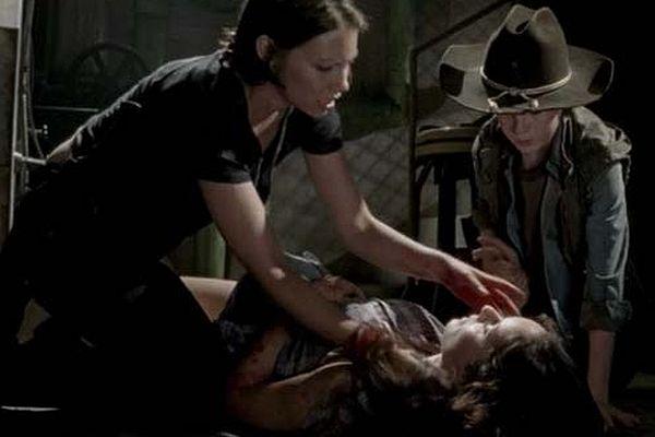 Lori Grimes - The Walking Dead