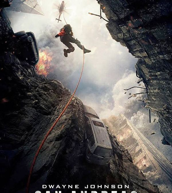 """'San Andreas' Breaks Records For Dwayne """"The Rock"""" Johnson at the Box Office"""