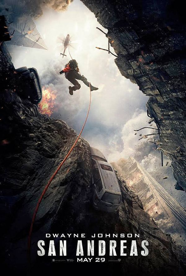 "'San Andreas' Breaks Records For Dwayne ""The Rock"" Johnson at the Up Box Office"