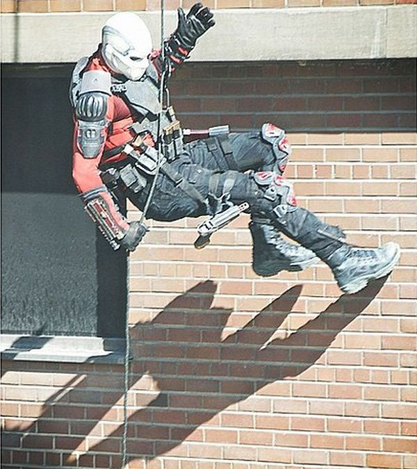 Check Out Deadshot In Action In New 'Suicide Squad' Set Photos and Video