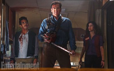 Starz Release First Look at Bruce Campbell in 'Ash vs Evil Dead'