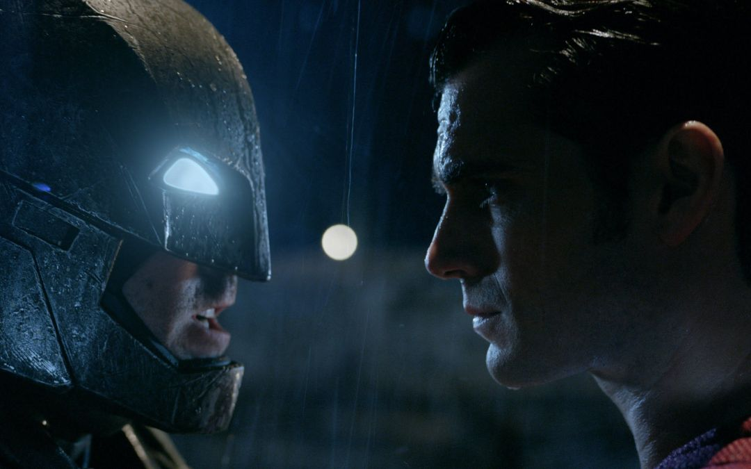 New 'Batman v Superman: Dawn of Justice' Trailer Unleashed