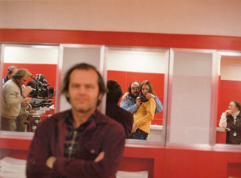 The Shining Behind the Scenes Images 4
