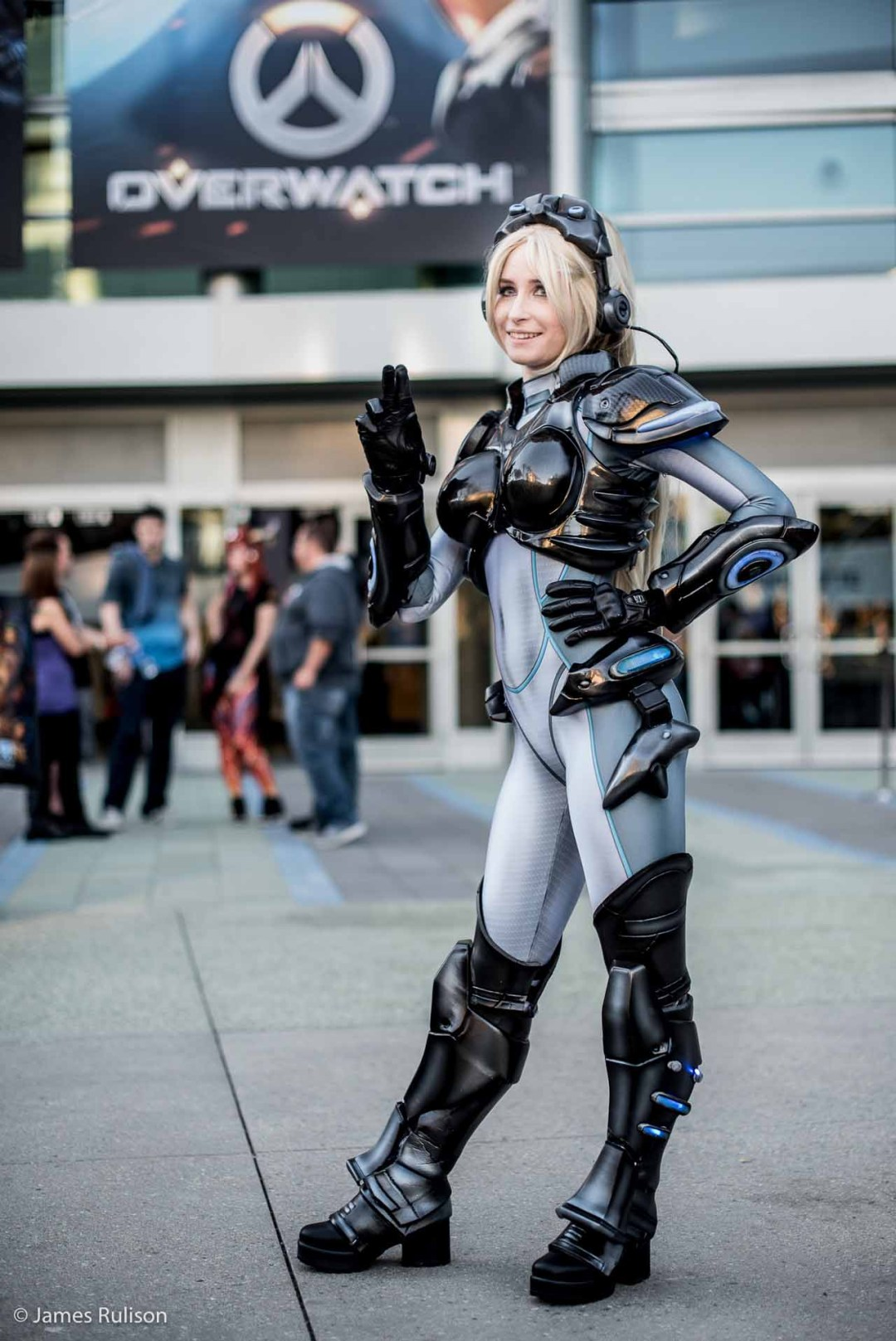 Sexy Top Cosplay Blizzcon 2015 2