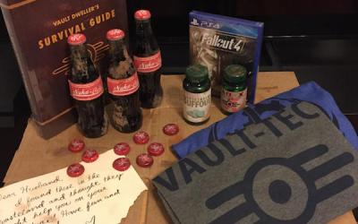 Luckiest Man on Earth Gets Epic Fallout 4 Gift From Wife