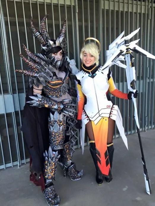 jessica nigri blizzcon 2015 cosplay 2
