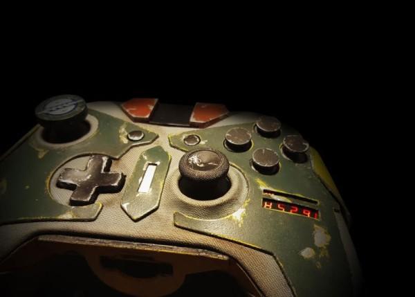 boba fett xbox controller 2