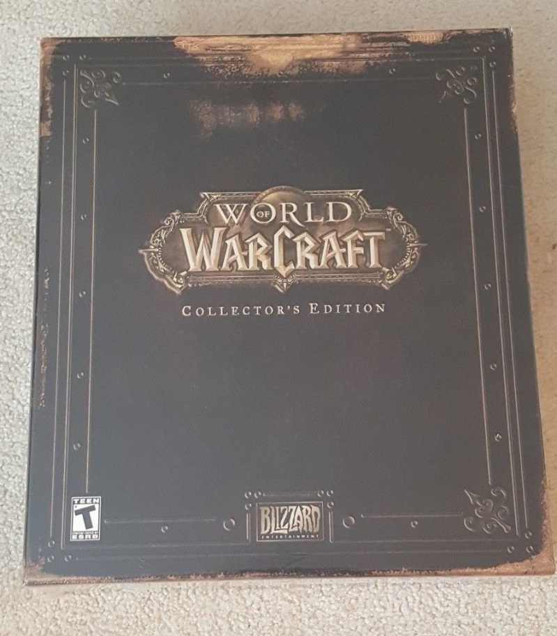 10 Most Expensive Physical Warcraft Collectibles 1