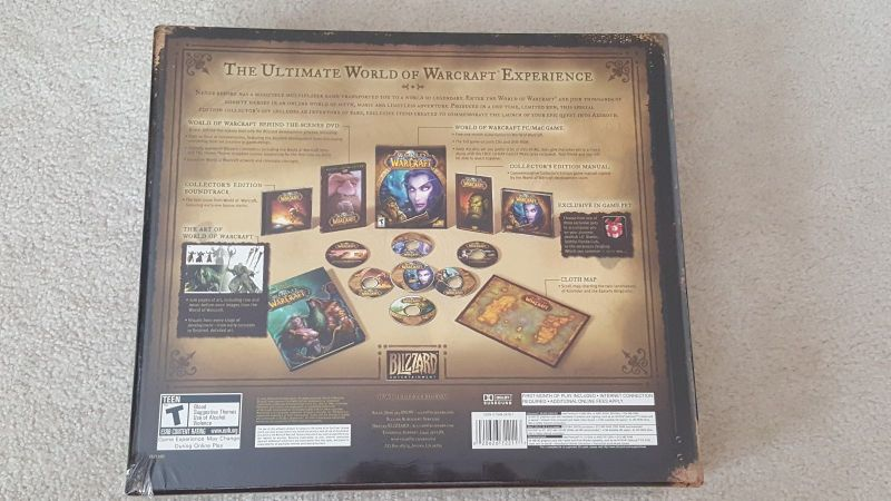 10 Most Expensive Physical Warcraft Collectibles 3