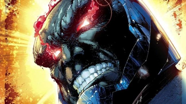 Who is darkseid 5