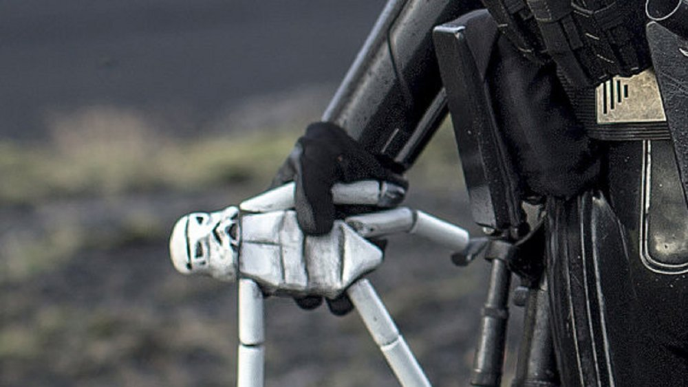 You Can Buy Young Jyn Erso's Stormtrooper Doll From ROGUE ONE