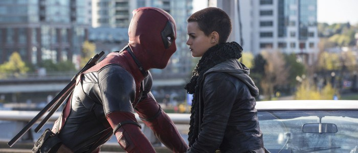 Deadpool and Negasonic Teenage Warhead