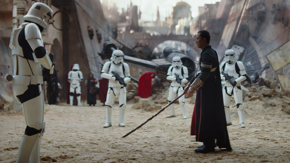 ROGUE ONE Tops $800 Million Mark at Global Box Office