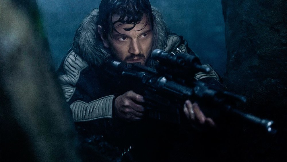 ROGUE ONE's Cassian Andor Could Pop Up in the HAN SOLO Movie