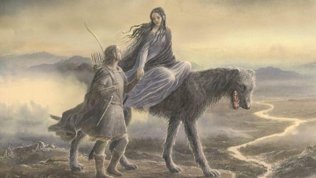Tolkien's Ultimate Love Story – Beren and Luthien released as complete stand-alone book