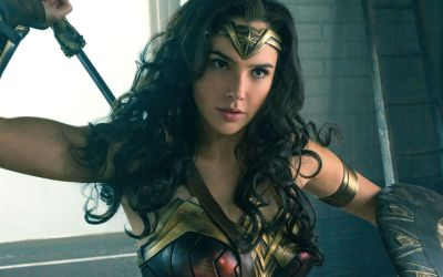 Sexiest Gal Gadot aka Wonder Woman GIFs