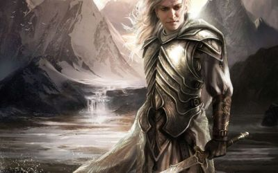 Lord of the Rings fact: Glorfindel the Valiant
