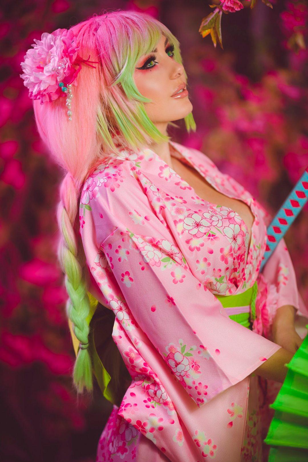 Jessica Nigri Mitsuri Private Patreon HD Images - GeekShizzle