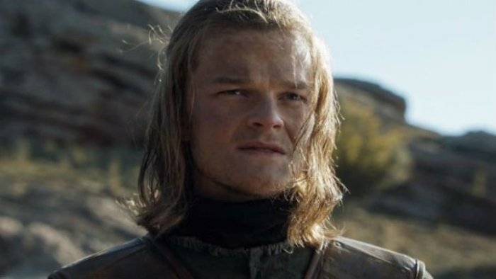 Robert Aramayo (young Ned Stark on Game of Thrones)