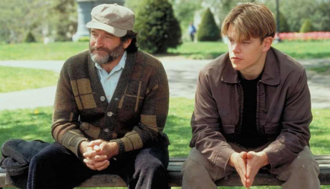 Never forget: Good Will Hunting Bar Scene