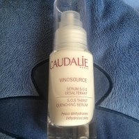 Review: Caudalie Vinosource S.O.S Thirst Quenching Serum
