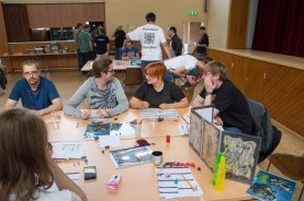 Board Game Café 2016 Photo Sam van Maris Geeks Life Luxembourg-0011