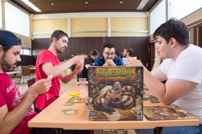 Board Game Café 2016 Photo Sam van Maris Geeks Life Luxembourg-0013